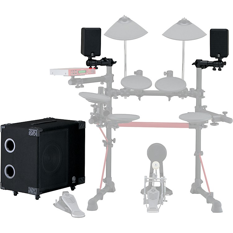Yamaha MS-100DR Electronic Drum Kit Monitor System  886830699061