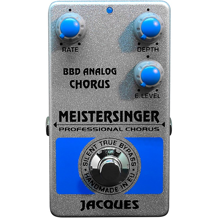 Jacques MS-2 MeisterSinger Analog Chorus Pedal  888365917177