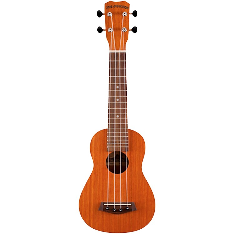 Islander MS-4 Soprano Ukulele Satin Natural