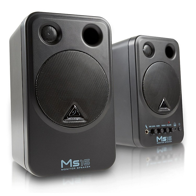 BehringerMS16 Active Personal Monitor System