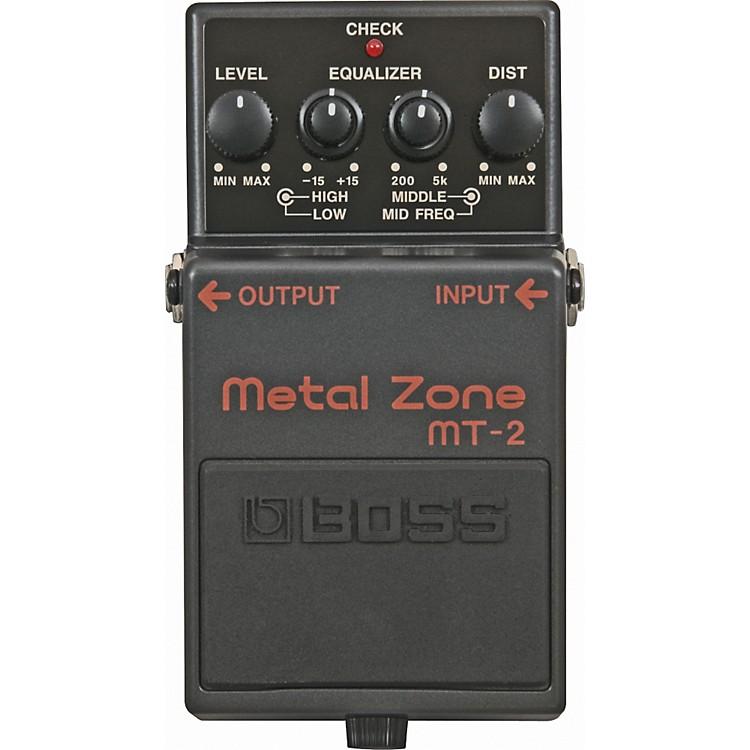 BossMT-2 Metal Zone Effects Pedal