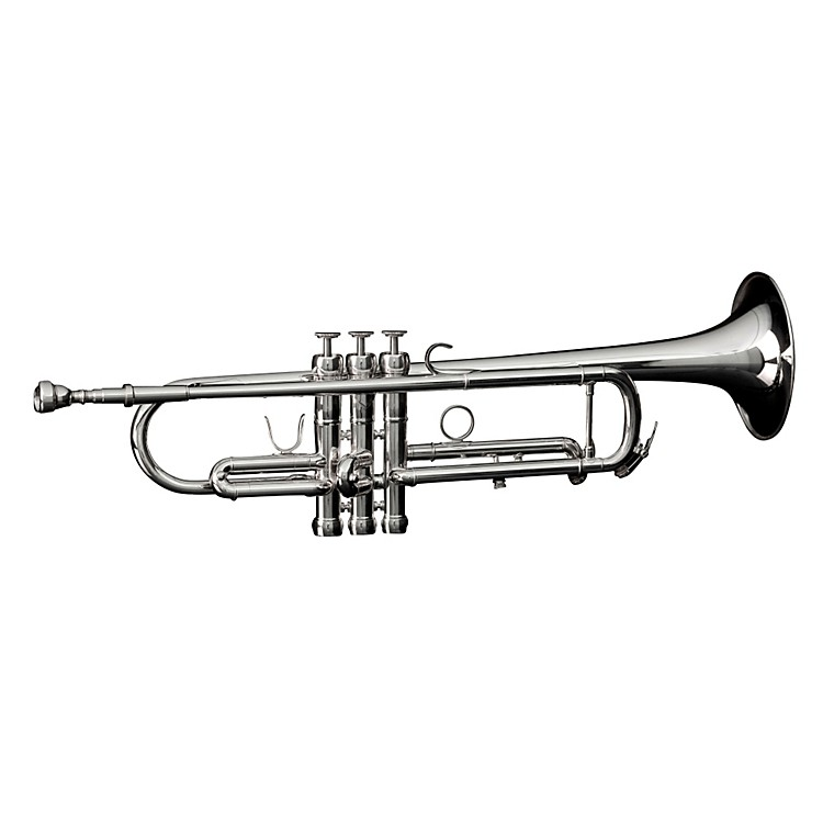 AdamsMT1 Series Marching Bb TrumpetMT1S Silver