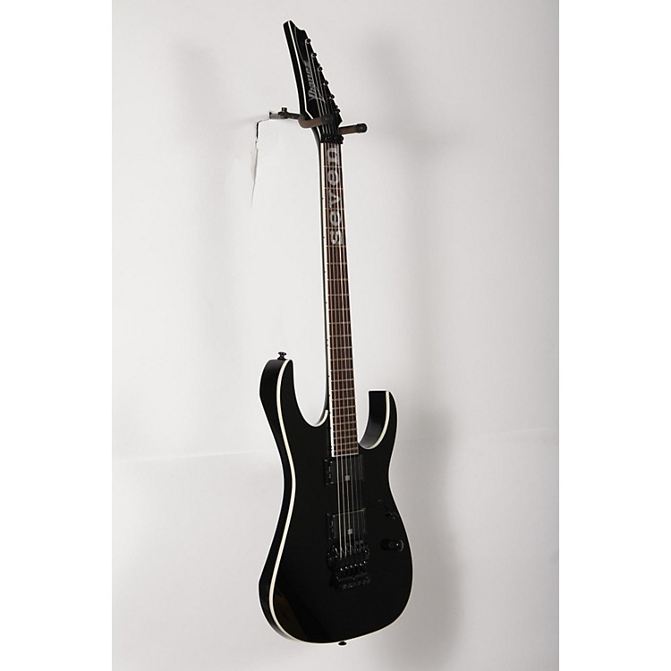 Ibanez MTM1 Mick Thomson Signature MTM Electric Guitar Black 888365904535
