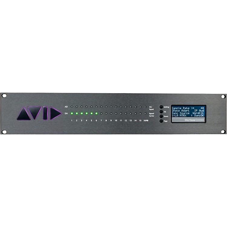 AvidMTRX Base Unit with MADI