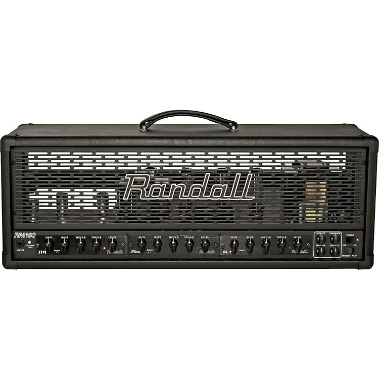 Randall MTS Series RM100MM 100W Tube Guitar Amp Head