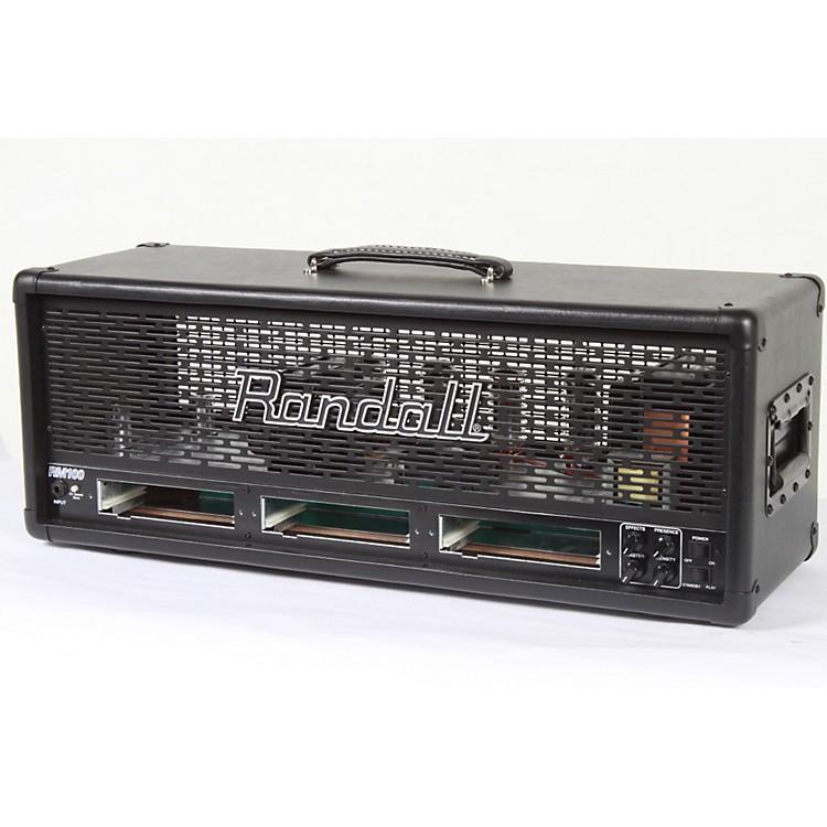 RandallMTS Series RM100MM 100W Tube Guitar Amp HeadBlack886830252372