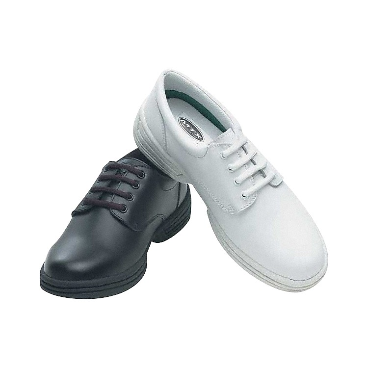 Director's Showcase MTX White Marching Shoes - Standard Sizes
