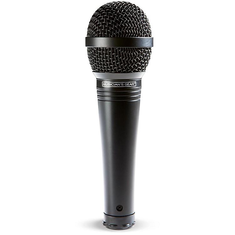 Musician's GearMV-1000 Handheld Dynamic Vocal MicrophoneBlack