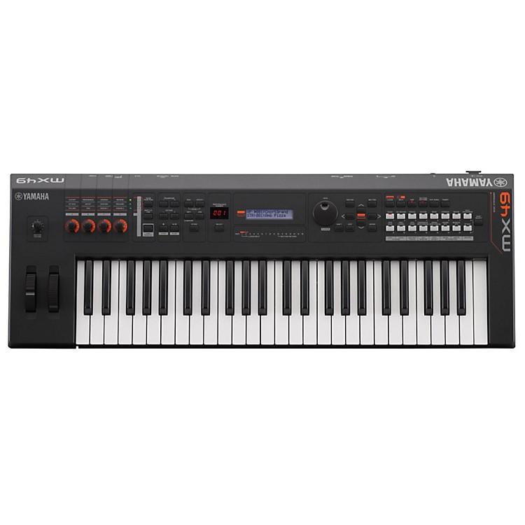 YamahaMX49 49 Key Music Production SynthesizerBlack