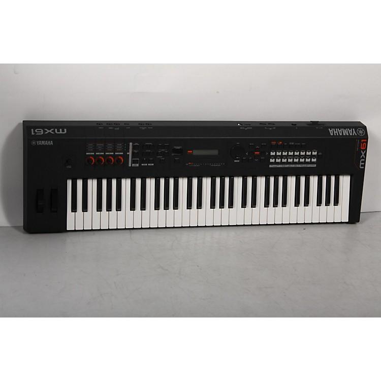 YamahaMX61 61 Key Music Production SynthesizerBlack888365908014