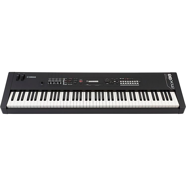 YamahaMX88BK Music SynthesizerBlack