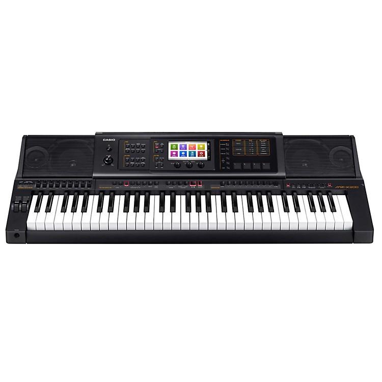 CasioMZ-X300 Music ArrangerBlack