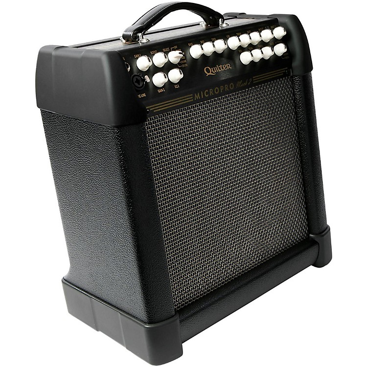 Quilter LabsMach2-COMBO-12 Micro Pro 200 Mach 2 12 200W 1x12 Guitar Combo Amplifier