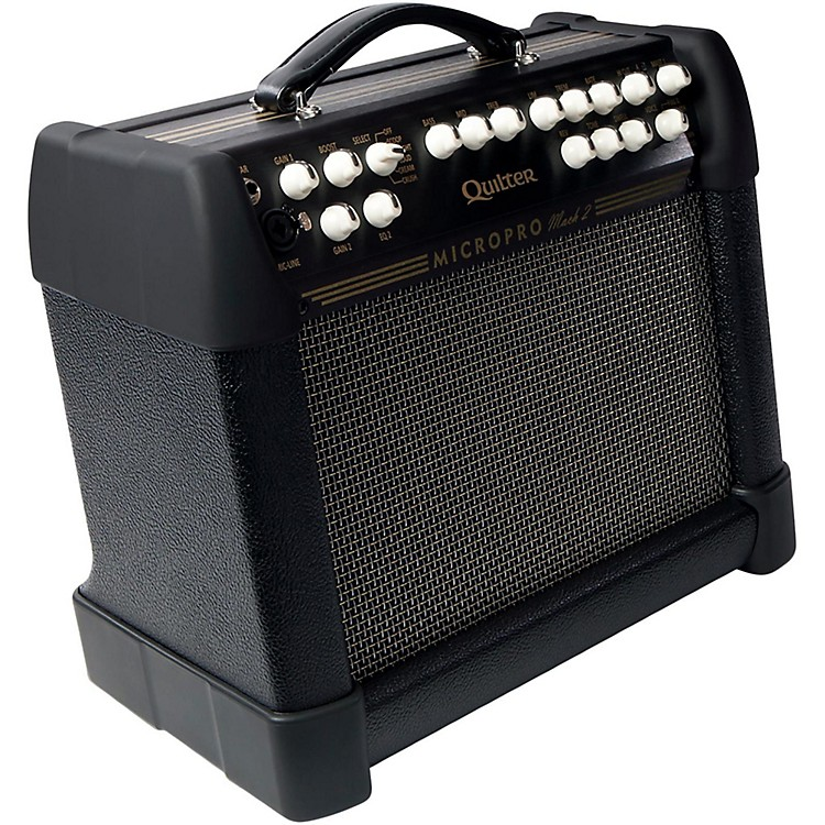Quilter LabsMach2-COMBO-8 Micro Pro 200 Mach 2 200W 1x8 Guitar Combo Amp