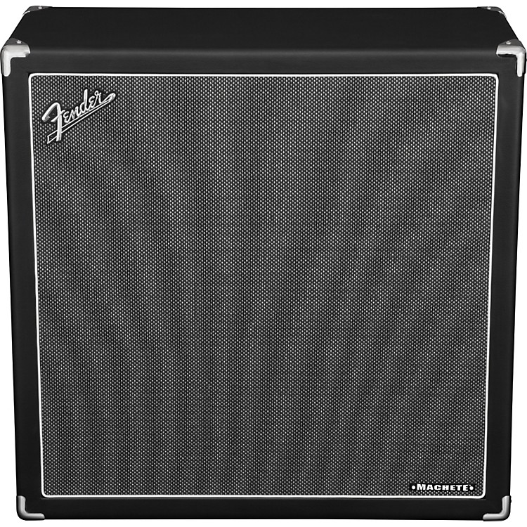 Fender Machete 412 4x12 Guitar Speaker Enclosure