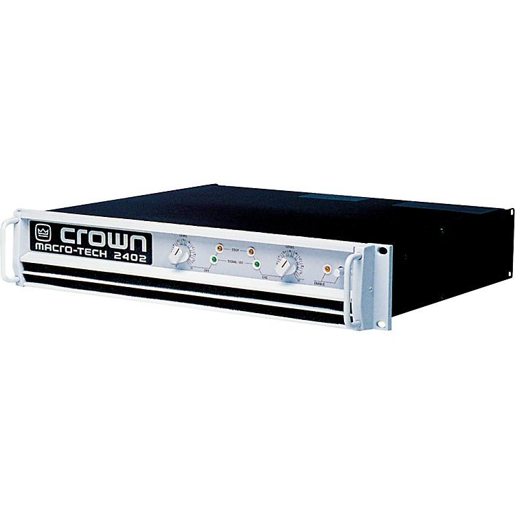 CrownMacro-Tech MA-2402 Power Amp