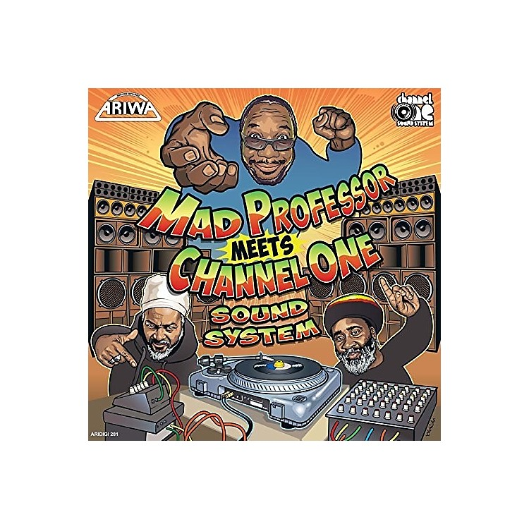 AllianceMad Professor & Channel One - Mad Professor Meets Channel One Sound System