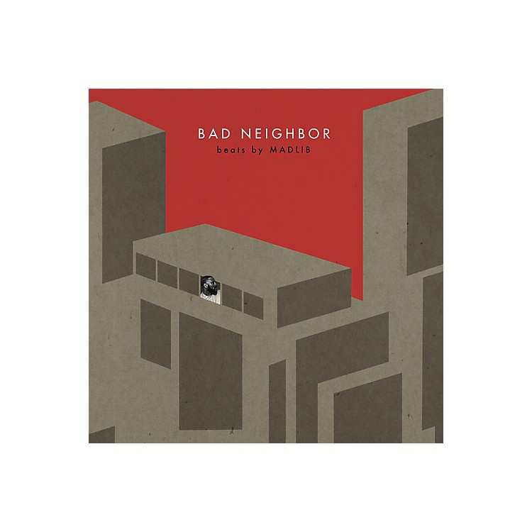 AllianceMadlib - Bad Neighbor Instrumentals