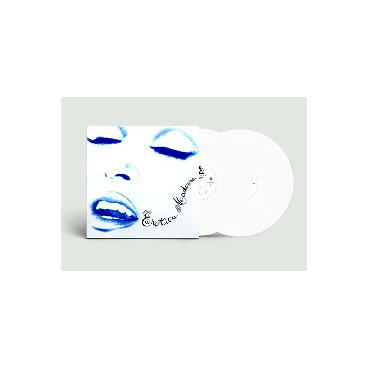AllianceMadonna - Erotica (White Vinyl)