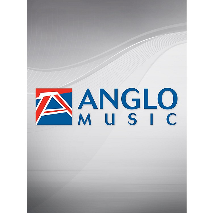 Anglo Music PressMadrigalum (Grade 4 - Score Only) Concert Band Level 4 Composed by Philip Sparke