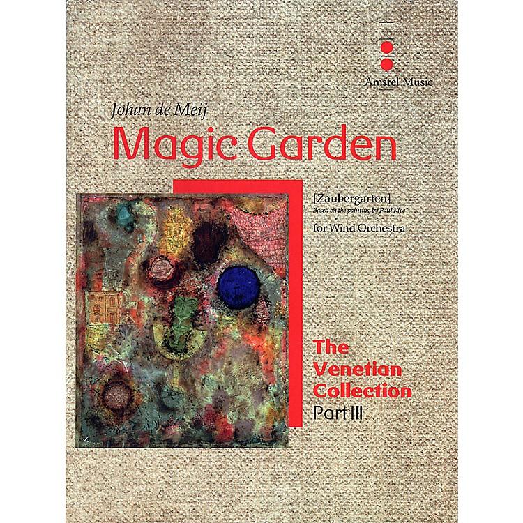 Amstel MusicMagic Garden (The Venetian Collection) Concert Band Level 5 Composed by Johan de Meij
