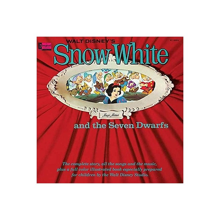 AllianceMagic Mirror: Snow White & The Seven Dwarfs (Original Soundtrack)