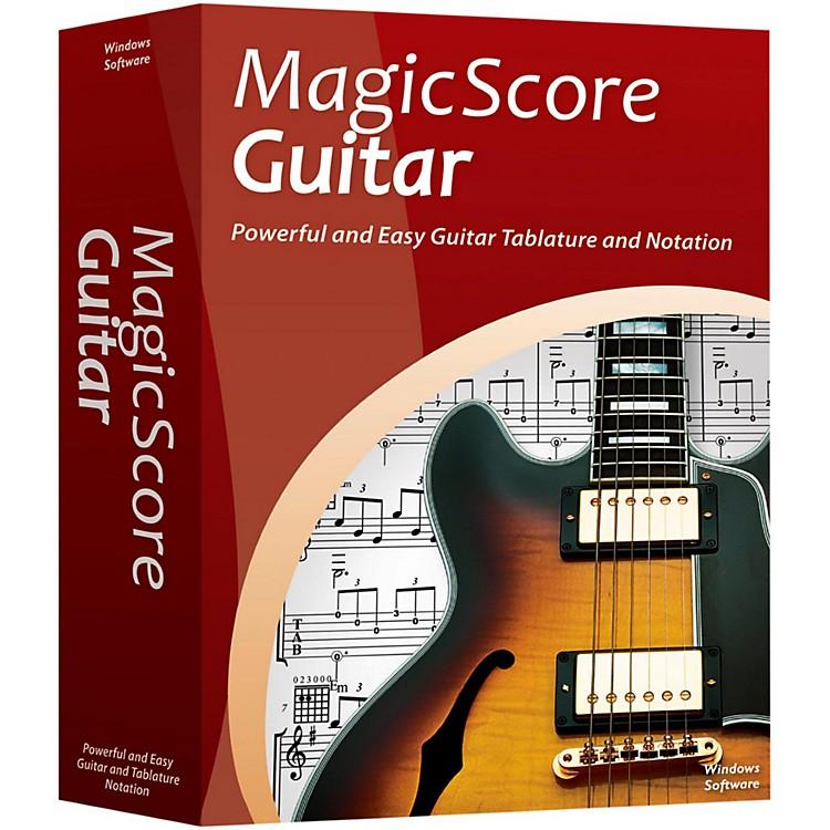 EmediaMagicScore Guitar CD-ROM