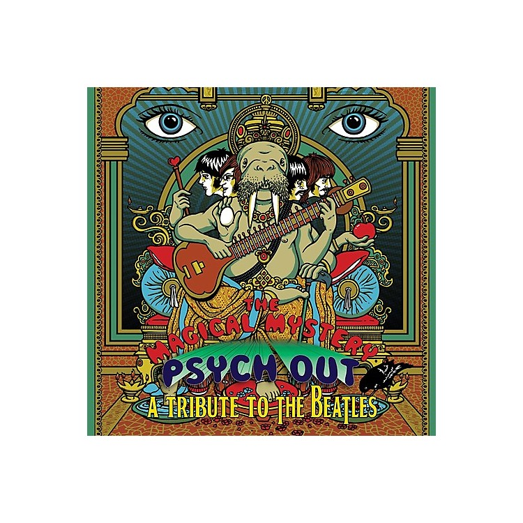 AllianceMagical Mystery Psych Out - Tribute to the Beatles - The Magical Mystery Psych Out - A Tribute To The Beatles / Various