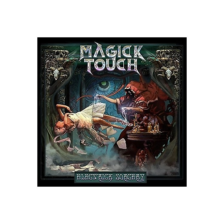 AllianceMagick Touch - Electric Sorcery