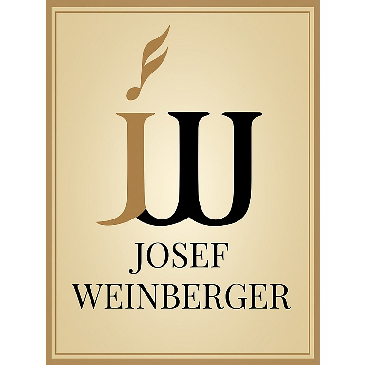 Joseph WeinbergerMagnificat, Op. 75 (for SATB Chorus, Brass Ensemble, Percussion and Organ) Vocal Score by Paul Patterson