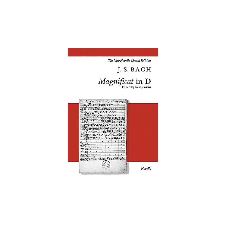 NovelloMagnificat in D SATB