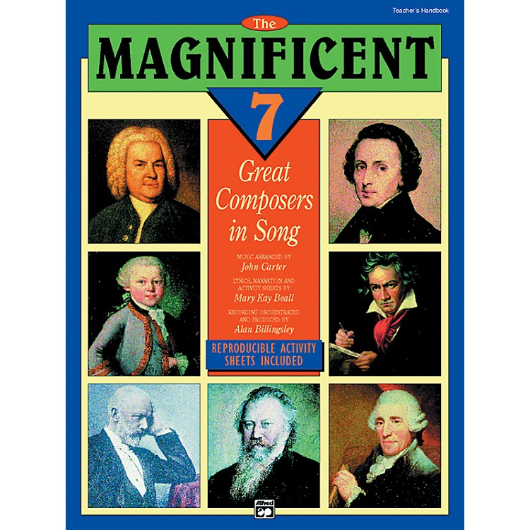 Alfred Magnificent Seven Teachers Hand Book
