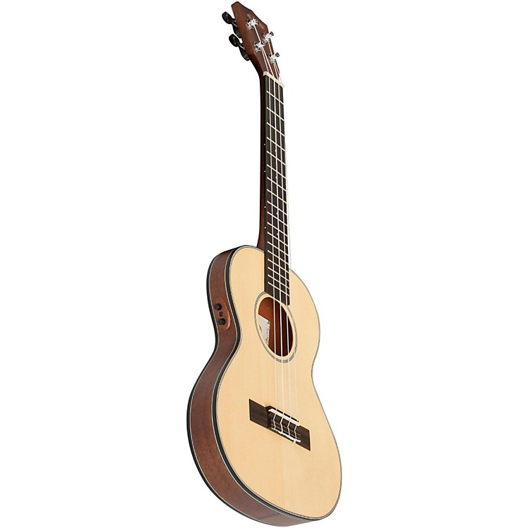 Kala Mahogany Travel Tenor Acoustic-Electric Ukulele