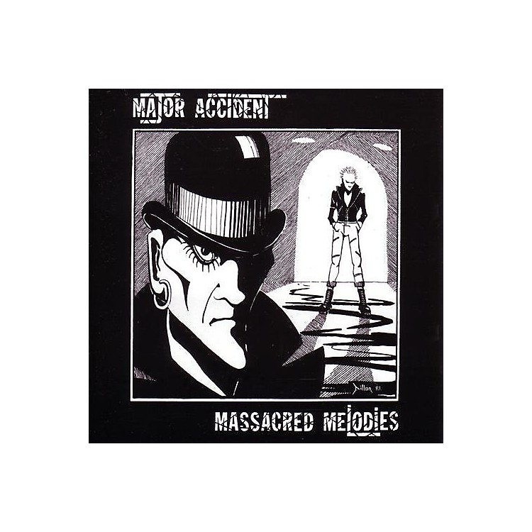 Alliance Major Accident - Massacred Melodies