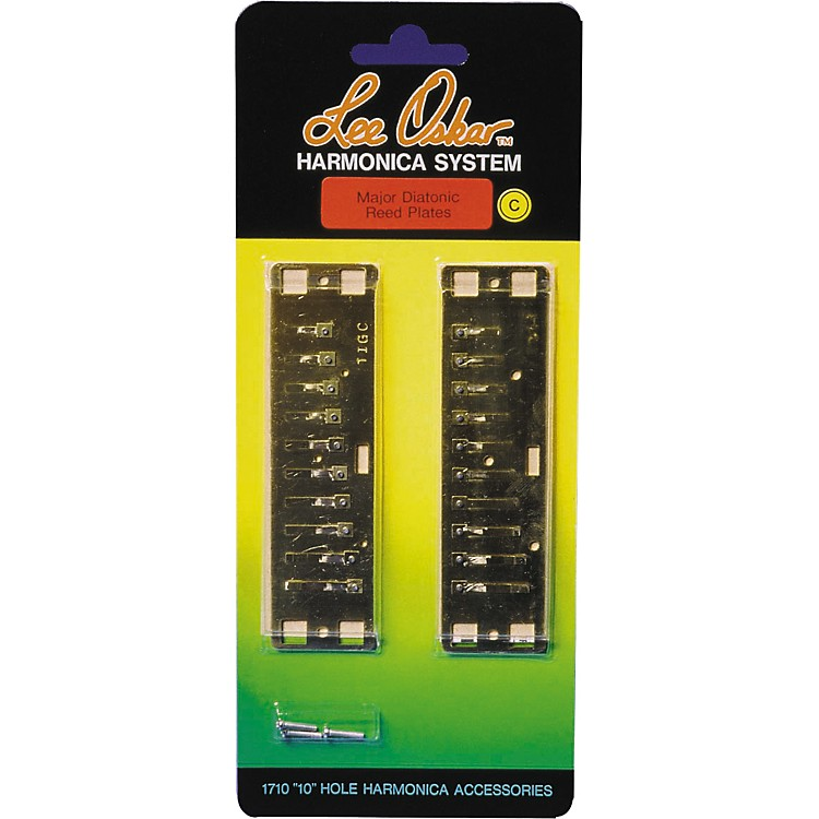Lee Oskar Major Diatonic Reed Plates  Eb