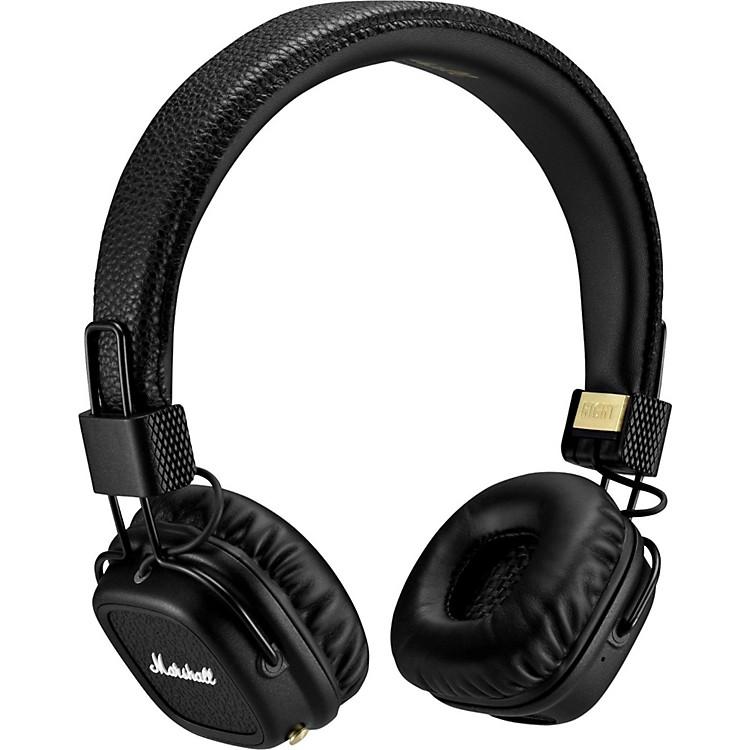 MarshallMajor II Bluetooth HeadphonesBlack