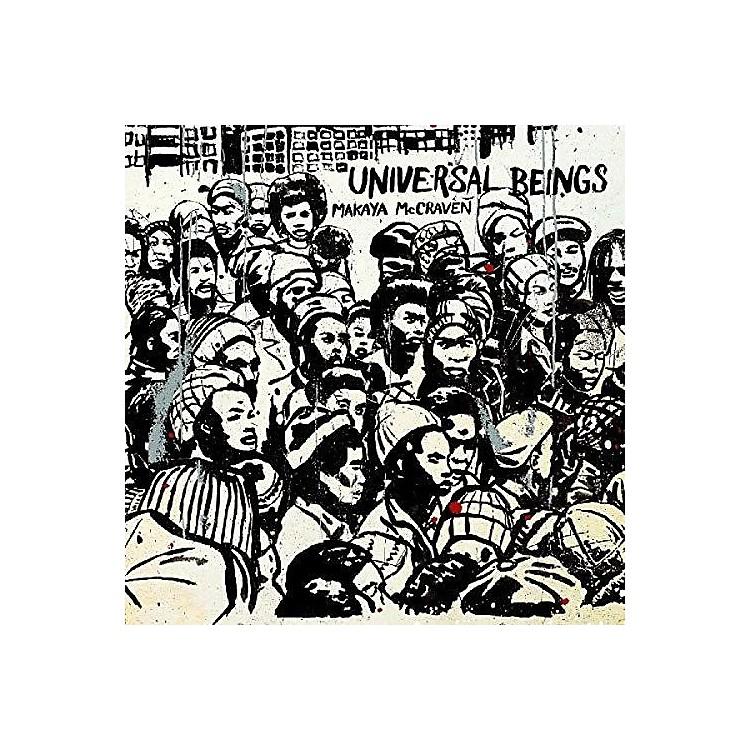 AllianceMakaya McCraven - Universal Beings