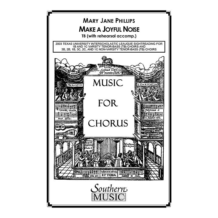 Hal LeonardMake a Joyful Noise! (Choral Music/Octavo Sacred 2-part) TB Composed by Phillips, Mary Jane