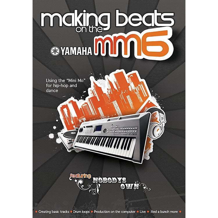 KeyfaxMaking Beats on the Yamaha MM6 DVD Series DVD Written by David Bortnick