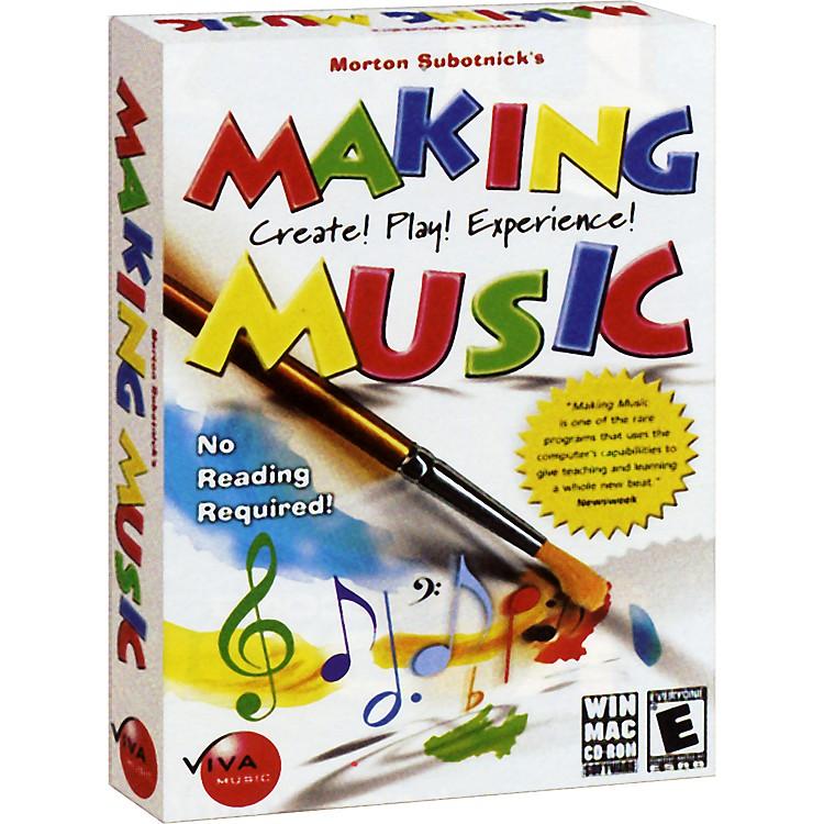 EmediaMaking Music Educational Composing CD-ROM