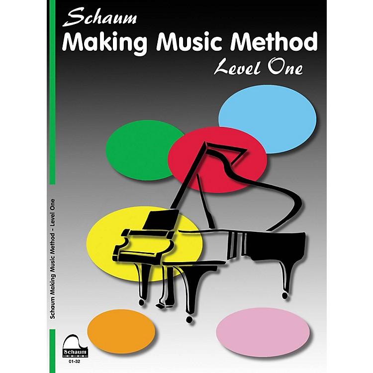SCHAUMMaking Music Method (Level 1 Elem Level) Educational Piano Book by John W. Schaum