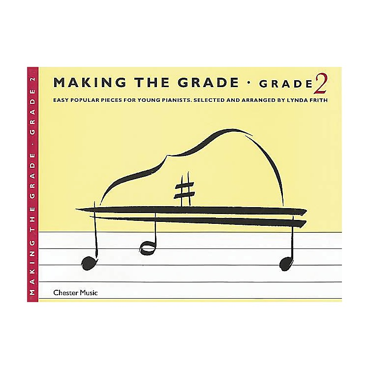 Chester MusicMaking the Grade - Grade 2 Pieces Music Sales America Series Softcover