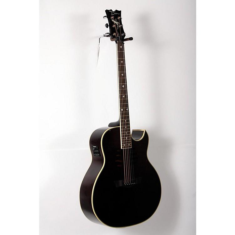 DeanMako Dave Mustaine Acoustic-Electric GuitarTransparent Black888365906249