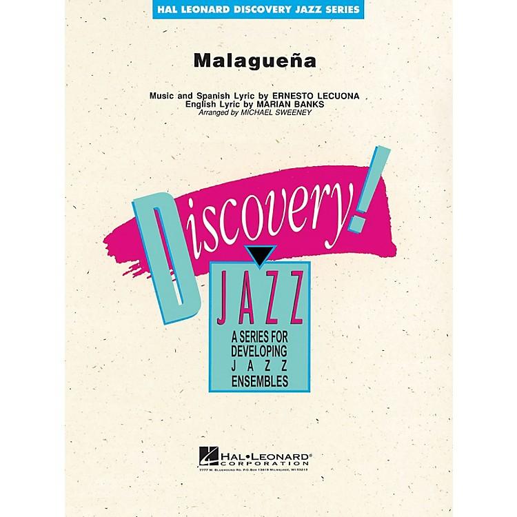 Hal LeonardMalagueña Jazz Band Level 1-2 by Stan Kenton Arranged by Michael Sweeney