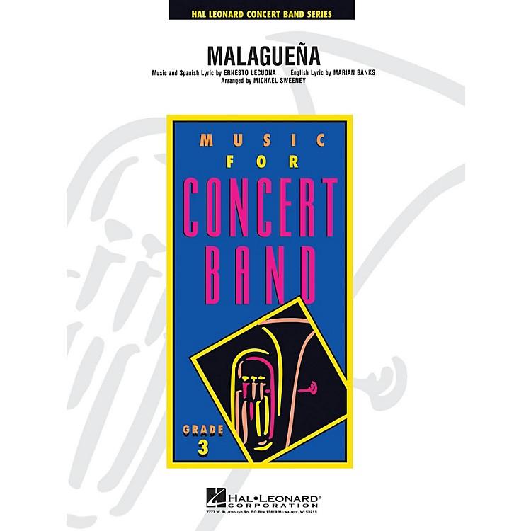 Hal LeonardMalaguena - Young Concert Band Level 3 arranged by Michael Sweeney