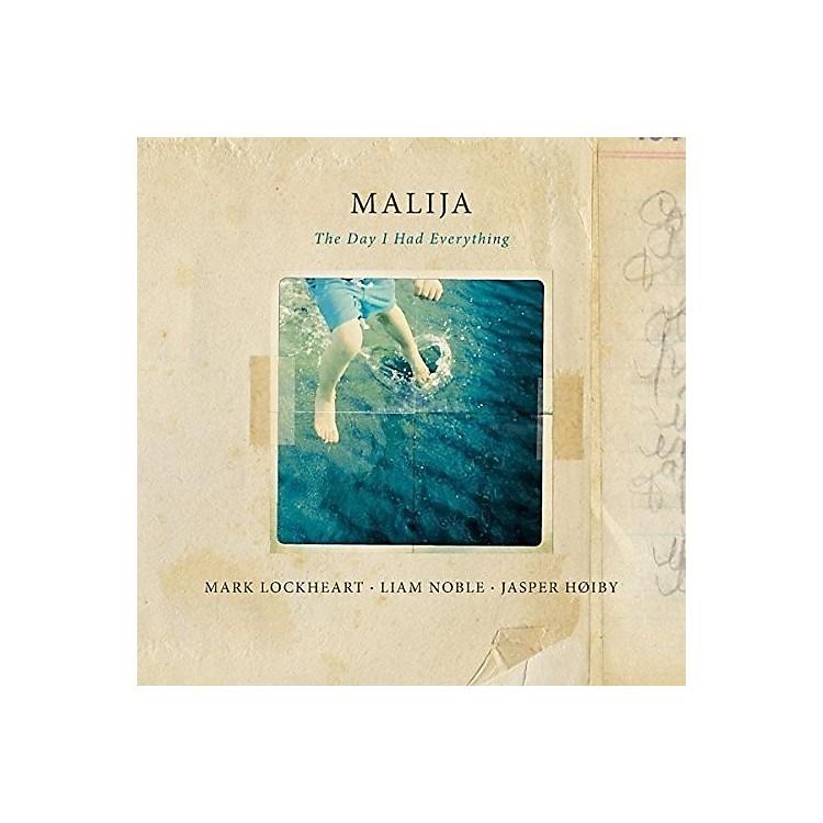 AllianceMalija - Day I Had Everything