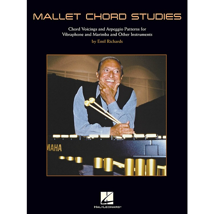 Hal LeonardMallet Chord Studies Percussion Series Softcover Written by Emil Richards