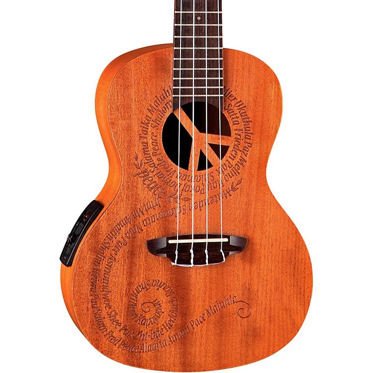 Luna GuitarsMaluhia Concert Acoustic-Electric UkuleleMahogany
