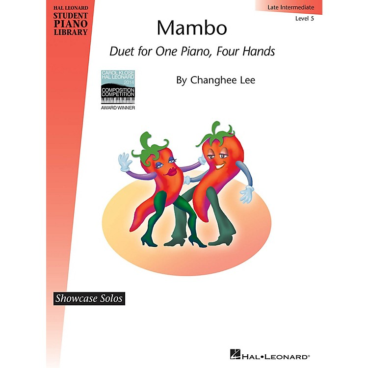 Hal Leonard Mambo Piano Library Series by Changhee Lee (Level Inter)