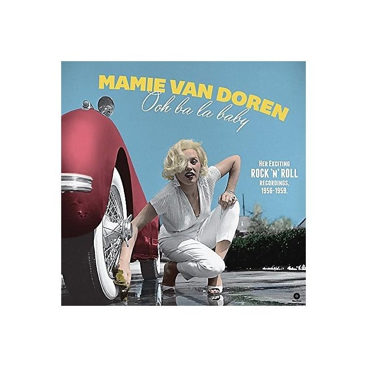 AllianceMamie van Doren - Ooh Ba La Baby: Her Exciting Rock N Roll Recordings 1956-1959